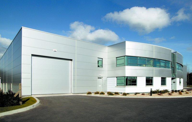 Fleming Steel Doors Coatings Donegal Northern